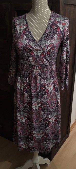 Tamaris Stretch jurk veelkleurig