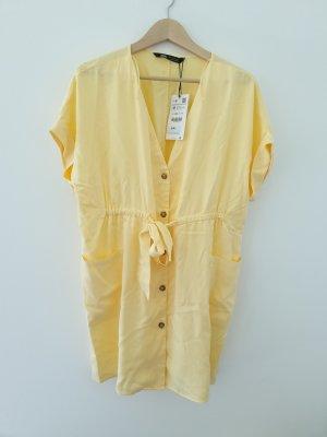 Neues Kleid von Zara aus Lyocell, Gr. M