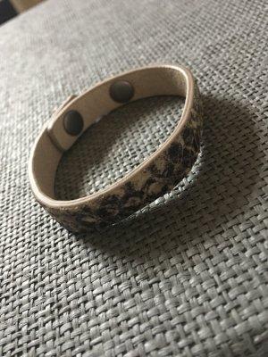 neues Liebeskind Armband Schlangen snake Print