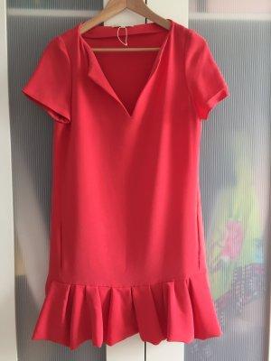 Neues Maje Kleid Gr.38 rot