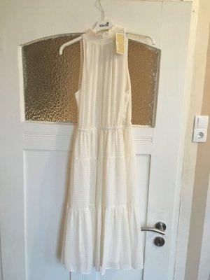 Michael Kors A Line Dress cream mixture fibre