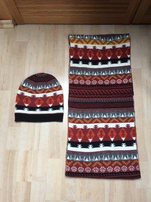 Gina Fabric Hat multicolored