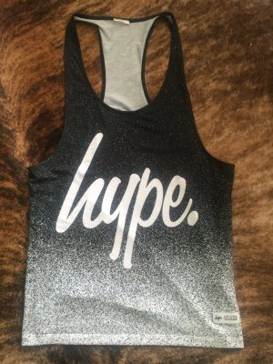Neues Muscleshirt Tanktop Logo von Hype