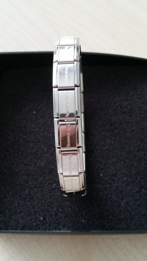 Neues Nomination Stainless Steel Armband