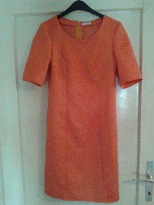 Sheath Dress orange-dark orange