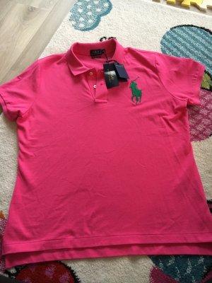 Neues Original Ralph Lauren Poloshirt