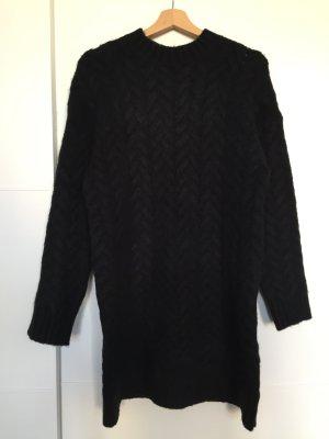 Asos Robe en maille tricotées noir