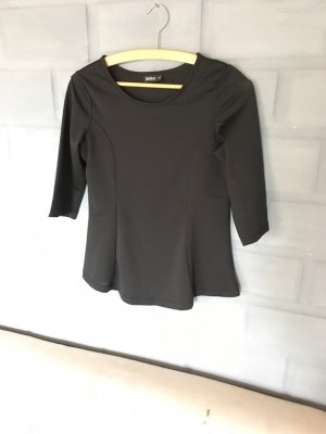 Neues Peplum Shirt..