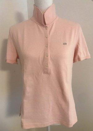 Escada Sport Blusa tipo Polo rosa Algodón