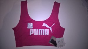 Neues Puma Crop Top in Größe S (36 / 38) Pink / Fuschia