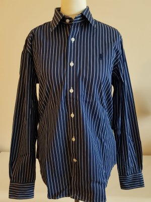 Neues Ralph Lauren Hemd mit Nadelstreifen