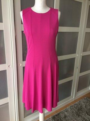 Neues Ralph Lauren Sommerkleid M 38 Fuchsia Pink Kleid