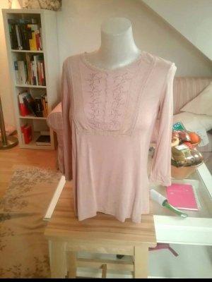 Neues rosa Langarmshirt von H&M
