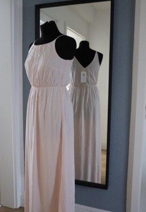 Neues rosa Maxi Kleid von Vila Größe 36