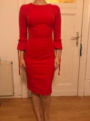 Neues rotes Kleid von Orsay