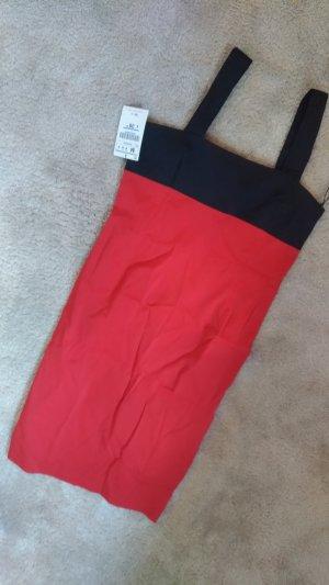 Neues rotes Kleid von Zara, Gr. M