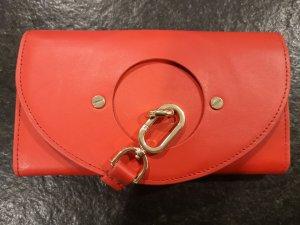 neues rotes Liebeskind Portemonnaie mit Etikett NP 119,90 EUR