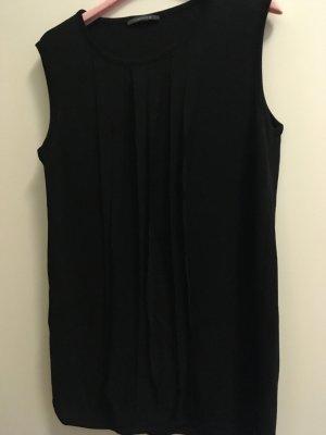 Neues schwarzes Shirt von gwhite, Größe 42. das Shirt hat vorne edle lagen