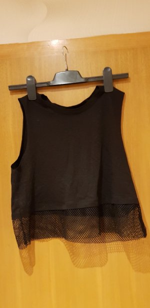 & other stories Blusa in merletto nero