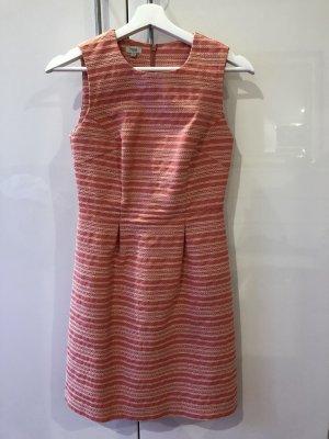 Hoss Intropia Midi-jurk rosé-zalm