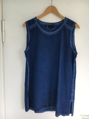 Liebeskind Camisa de mujer azul