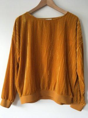 Neues Shirt Senf