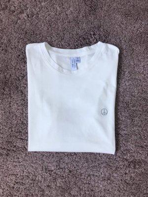 Neues Shirt T-Shirt von &other stories Größe 38 Peace
