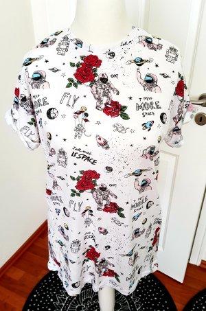 neues shirt von bershka gr.xs/s oversize