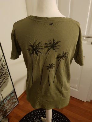 Billabong T-Shirt ocher