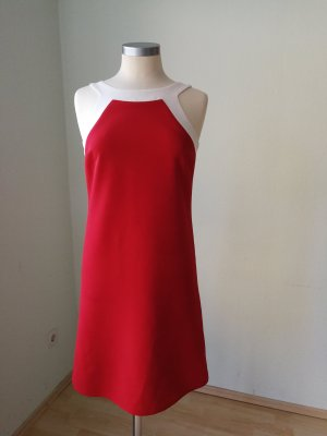 Blugirl Folies A Line Dress neon red
