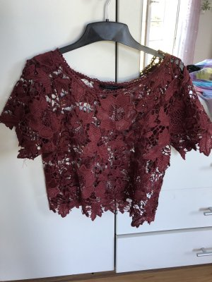 Atmosphere Lace Blouse multicolored
