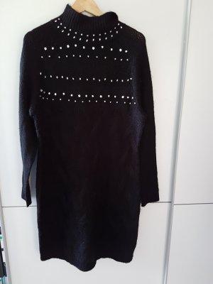 b.p.c. Bonprix Collection Abito di maglia nero