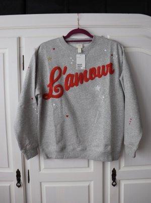 H&M Sweatshirt multicolore