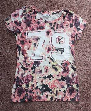 AJC T-shirt multicolore