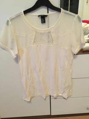 ** Neues T-Shirt Weiß **