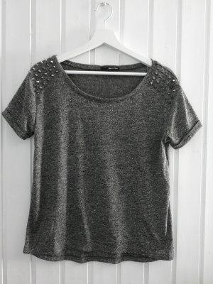 Neues Tally weijl T-Shirt mit Nieten gr. xs-s