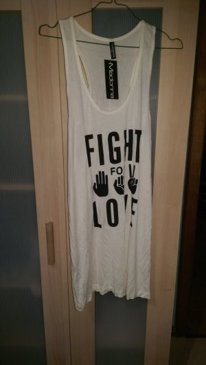 neues tanktop  fight for love gr L