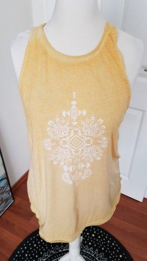Roxy Canotta giallo-giallo-oro