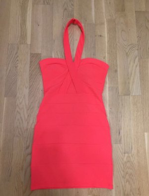 Topshop Dress bright red