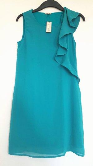 neues türkises Intimissimi Kleid mit Rüschen aus aktueller Kollektion