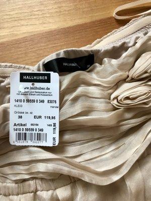 Neues, ungetragenes Seidenkleid von Hallhuber