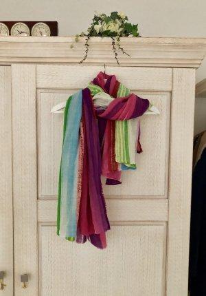Zara Crinkle Scarf multicolored