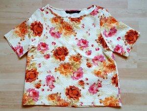 neues Zara Shirt Größe S mit Blumenprint