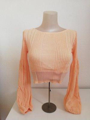 Zara Top rose chair-abricot