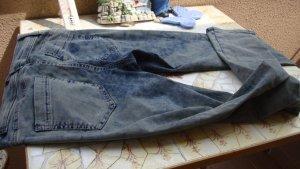 Neupreis 129,99€ Neu TAIFUN by GERRY WEBER Damen Skinny Jeans Röhrenjeans Röhre Grösse 38 (oder für Grösse 34/36 im Boyfriend-Style!) Stretchjeans graublau used-Style!!! Coole Waschung!!! Gerne Preisvorschläge!!!