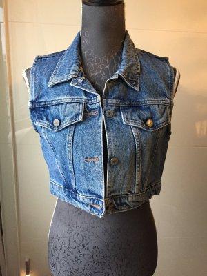 Pimkie Gilet en jean bleu