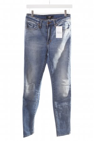 Neuw Tube Jeans blue casual look