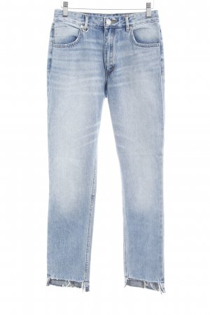 Neuw Straight-Leg Jeans hellblau Casual-Look