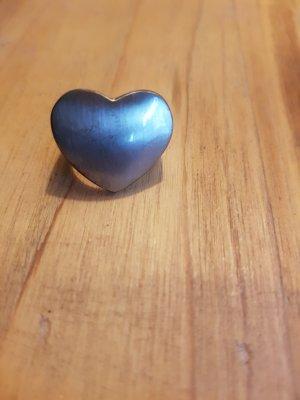 ***Neuware: Edelstahl Silber Ring Gr. 54