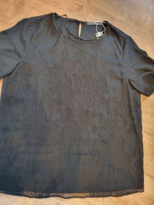 Neuware Esprit Bluse in Schwarz Gr 38
